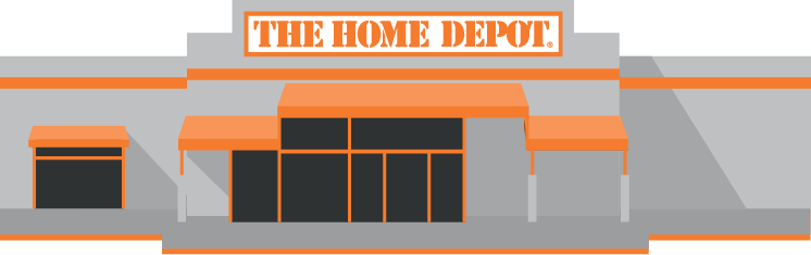 Home Depot building