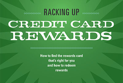 Racking Up - Credit Card Rewards