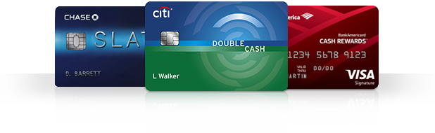 credit card banner