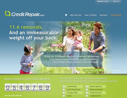 Credit Repair screenshot