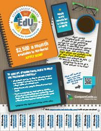 EdU Scholarship Poster 1