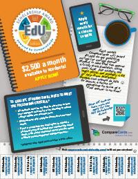 EdU Scholarship Poster 2
