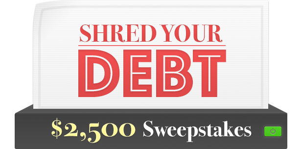 Shred Your Debt