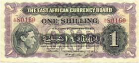Cash from East Africa