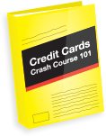 book, Credit Card Crash Course 101