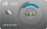 Citi ThankYou<sup>&reg;</sup> Premier Card