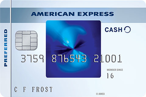 Gas Credit Card: Amex