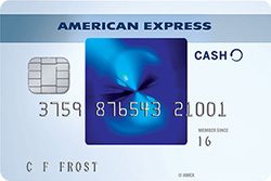 Gas Credit Card: American Express