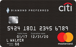 citi diamond preferred card – 21 month intro offer on bt and purchases