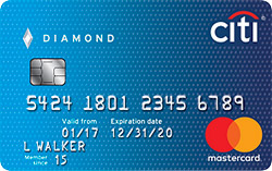 Secured Credit Card: Citi Secured