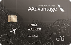 Citi<sup>&reg;</sup> / AAdvantage<sup>&reg;</sup> Executive World Elite&trade; Mastercard<sup>&reg;</sup>
