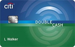 Rewards Credit Card: Citi Double Cash