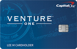 Low Interest Credit Card: VentureOne