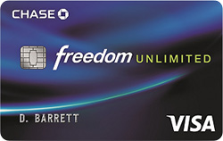 Chase Freedom Unlimited&#8480