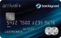 Travel Credit Card: Barclaycard