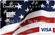 Credit One Bank<sup>&reg;</sup> Unsecured Visa<sup>&reg;</sup> Credit Card