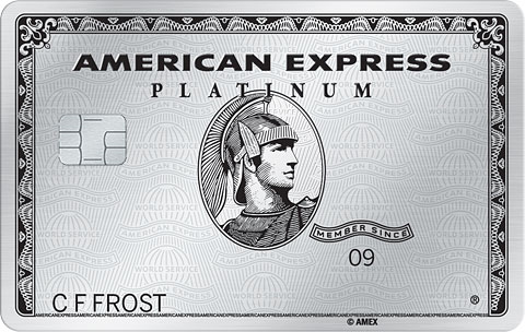 The Platinum Card<sup>®</sup> from American Express