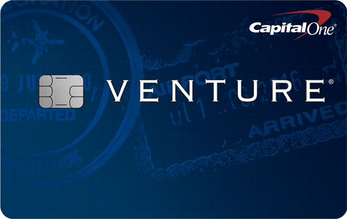 EMV Chip Credit Card: Venture