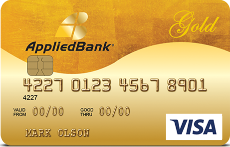 Applied Bank<sup>&reg;</sup>&nbsp;Secured Visa<sup>&reg;</sup>&nbsp;Gold Preferred<sup>&reg;</sup>&nbsp;Credit Card