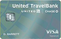 united&#8480 travelbank card