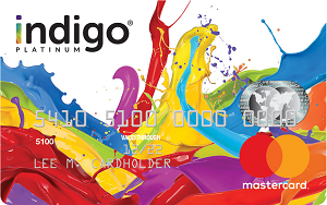 Indigo<sup>&reg;</sup> Platinum Mastercard<sup>&reg;</sup>