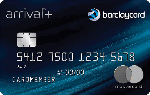 Barclaycard Arrival<sup>&reg;</sup> Plus World Elite Mastercard<sup>&reg;</sup>
