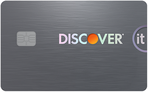 discover it secured card - no annual fee