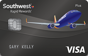 southwest rapid rewards plus credit card