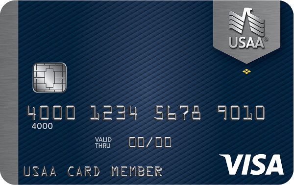 USAA<sup>&reg;</sup> Secured Card&nbsp;Visa Platinum<sup>&reg;</sup> Card