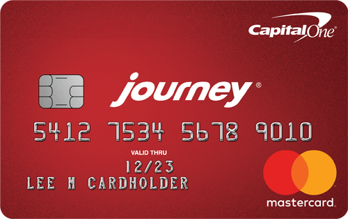 Capital One Student Credit Card - Journey Student Rewards from Capital One®