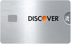 Student Credit Card: Discover Chrome Students