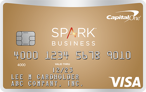 Capital One<sup>&reg;</sup> Spark<sup>&reg;</sup> Classic for Business