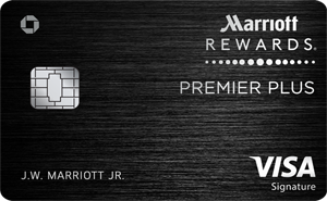 Marriott Rewards<sup>&reg;</sup> Premier Plus Credit Card