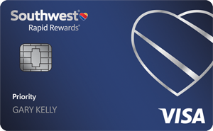 Southwest Rapid Rewards<sup>&reg;</sup> Priority Credit Card