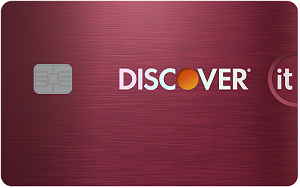 Cash Back Credit Card: Discover it