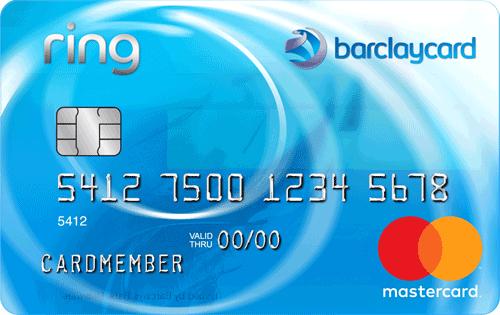 Barclaycard Ring<sup>&reg;</sup> Mastercard<sup>&reg;</sup>