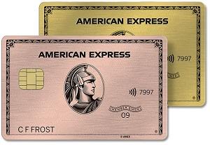 American Express<sup>&reg;</sup> Gold Card