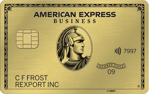 American Express<sup>&reg;</sup> Business Gold Card