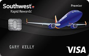 Southwest Rapid Rewards<sup>&reg;</sup> Premier Credit Card