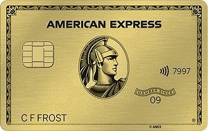American Express<sup>&reg;</sup> Gold Card