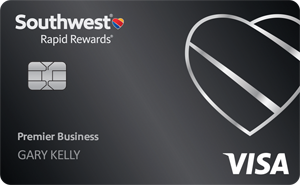 Southwest Rapid Rewards<sup>&reg;</sup> Premier Business Credit Card
