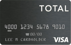 Total VISA<sup>®</sup> Credit Card