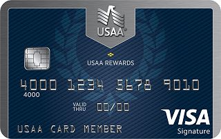 USAA<sup>&reg;</sup> Rewards&trade;&nbsp;Visa Signature<sup>&reg;</sup> Card