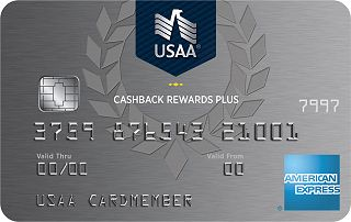 USAA<sup>®</sup> Cashback Rewards Plus American Express<sup>®</sup> Card