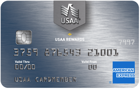 USAA<sup>®</sup> Rewards™ American Express<sup>®</sup> Card