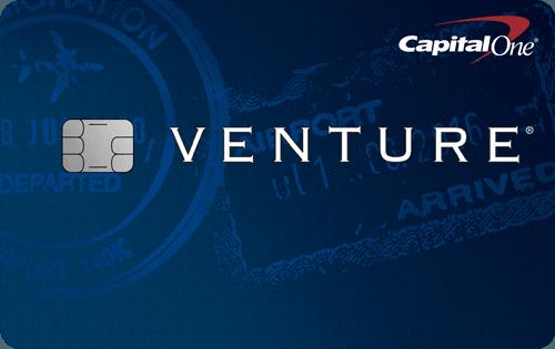 Capital One<sup>&reg;</sup> Venture<sup>&reg;</sup> Rewards Credit Card