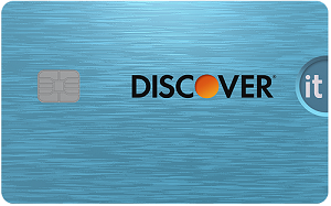 Discover it<sup>&reg;</sup> Student Cash Back