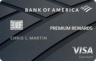 Bank of America<sup>®</sup> Premium Rewards<sup>®</sup> Visa<sup>®</sup> credit card