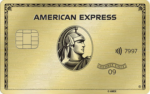 American Express<sup>®</sup> Gold Card