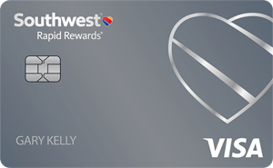Southwest Rapid Rewards<sup>®</sup> Plus Credit Card